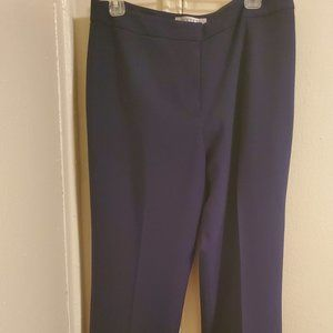 Kasper Navy Blue Pants Size 8